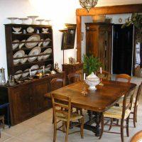 Idée Cadeau Maison Sarrot à Bidache : Salle à manger