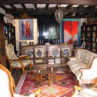Idée Cadeau Maison Sarrot à Bidache : bibliothèque