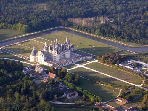 Idée Cadeau Val Tour Air à Francueil - Chambord