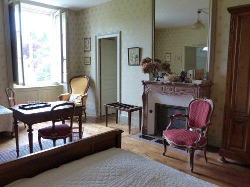 idée cadeau Château du Quengo Irodouër - chambre