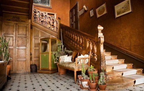idée cadeau Château du Quengo Irodouër - château interieur
