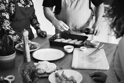 idée cadeau Cook and Go Rennes - cours de cuisine