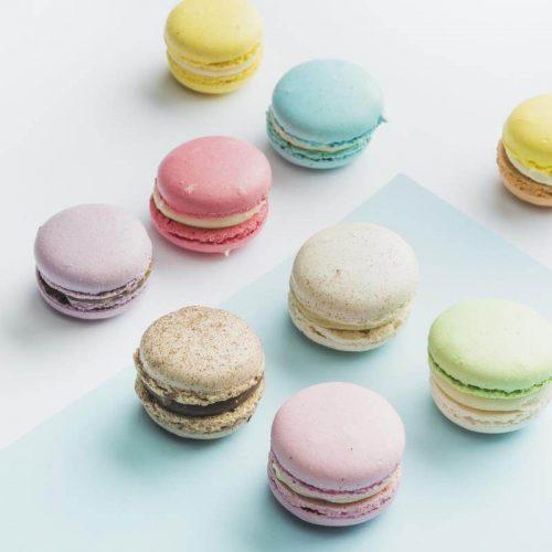 idée cadeau Cook and Go Rennes - macarons 2