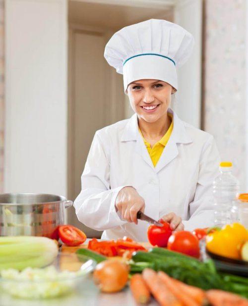 idée cadeau Cook and Go Rennes - préparation en cuisine