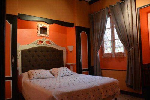 Idée Cadeau hôtel le Mas de la Fenière à Arles : chambre