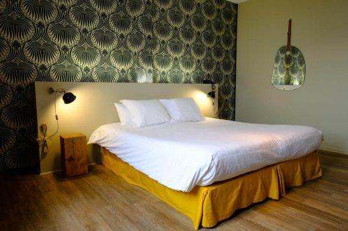 Idée Cadeau hôtel spa Moulin de Moissac proche Montauban : chambre executive