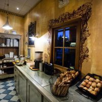 Idée Cadeau hôtel spa Moulin de Moissac proche Montauban : petit-déjeuner