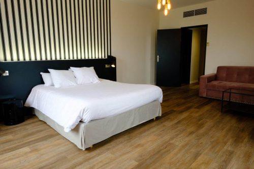 Idée Cadeau hôtel spa Moulin de Moissac proche Montauban : suite junior