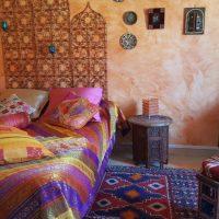 Idée Cadeau la Maison de Josepha Ferrals-les-Corbières chambre mauresque : vue large