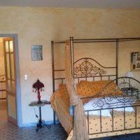 Idée Cadeau la Maison de Josepha Ferrals-les-Corbières chambre moisson : vue large