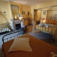 Idée Cadeau la Maison de Josepha Ferrals-les-Corbières chambre moisson : vue très large