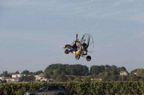 Idée Cadeau Paramoteur Poitou-Charente à Chaillevette: baptême de l'air passion 30 mn de vol effectif