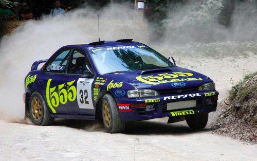 Idée Cadeau Rallye Roots-à Nœux-les-Mines : Subaru-impreza-GT-turbo-555-McRae-école-de-pilotage-01-c