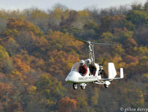 Idée Cadeau Ulm Compagny Aérodrome Meaux-Esbly : autogire 2