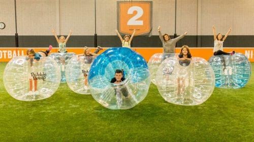 Idée Cadeau Archery Bump Toulouse bubble bump football 2