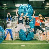 Idée Cadeau Archery Bump Toulouse bubble bump football