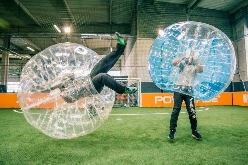 Idée Cadeau Archery Bump Toulouse bubble bump football 3