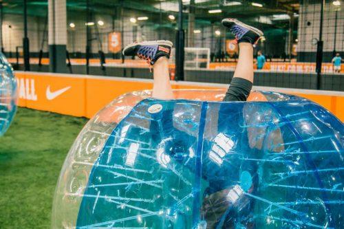 Idée Cadeau Archery Bump Toulouse bubble bump football 4