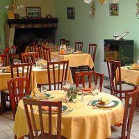 Idée Cadeau Auberge du Pressoir Igoville salle restaurant