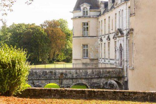 Idée Cadeau Château Golf & Spa d'Augerville - vue exterieur 1