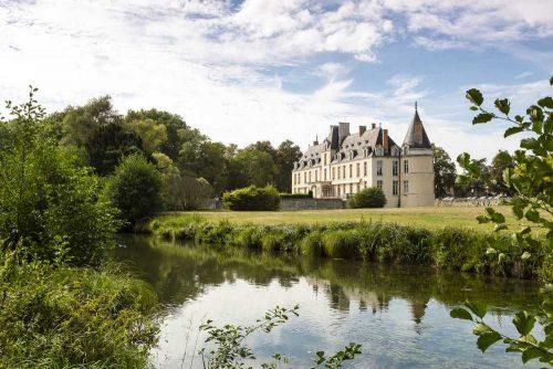 Idée Cadeau Château Golf & Spa d'Augerville - vue exterieur