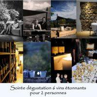 Idée Cadeau Entre Mets et Vins Charvonnex vins etonnants