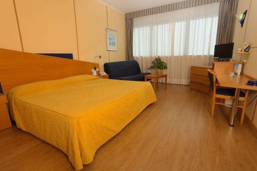 Idée Cadeau Express Hotel Aoste Italie Chambre double