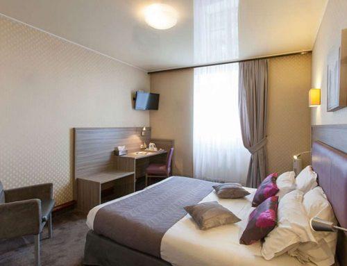 Idée Cadeau Hôtel Le Challonge Dinan chambre 1