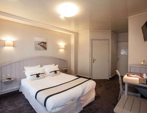 Idée Cadeau Hôtel Le Challonge Dinan chambre 2