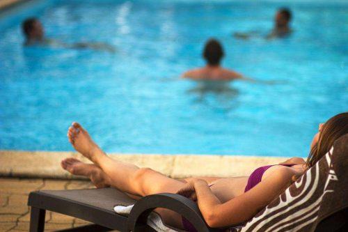 Idée Cadeau Hotel Restaurant Solenca Nogaro piscine