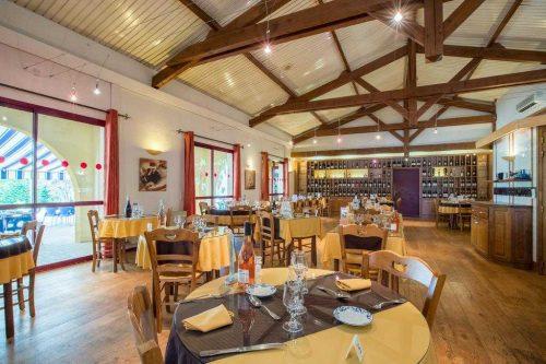 Idée Cadeau Hotel Restaurant Solenca Nogaro restaurant
