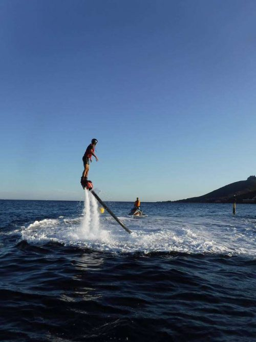 Idée Cadeau Jets Cool Théroule-sur-Mer Flyboard 2