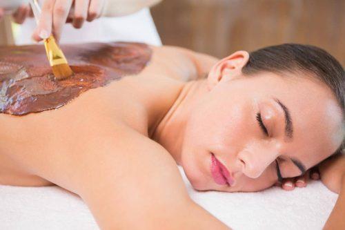 Idée Cadeau L'Ocre du Massage Spa Cannes Rituel du Dos en Duo
