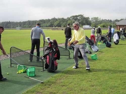 Idée Cadeau Michel Delbos PGA Lyon practice