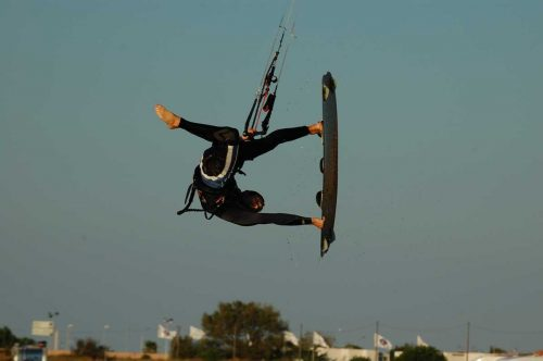 Idée Cadeau Skyfly Kiteschool Barcarès photo kite surf 2