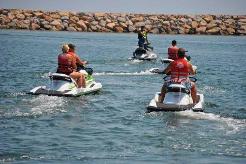 Idée Cadeau St Cyp Jet Evasion St-Cyprien balade jet ski
