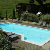 Idée Cadeau le Relais du Bastidou Beaumarchés la piscine