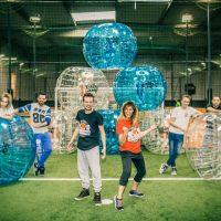 Idée Cadeau Bump-s La Défense - Ivry - Meudon Bubble Bump groupe