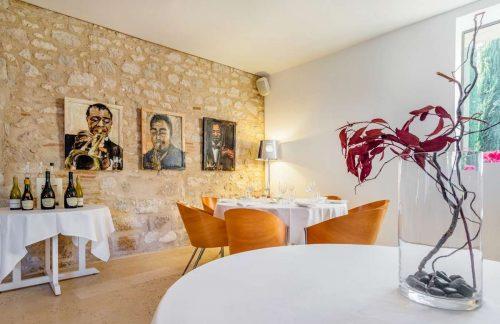 Idée Cadeau Château de Salettes Cahuzac-sur-Vère le restaurant