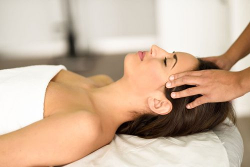 Idée Cadeau Chris'Cocooning Lamballe massage crane