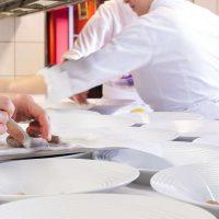 Idée Cadeau Georges Blanc 3 étoiles Michelin Vonnas dressage de plat