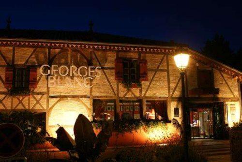 Idée Cadeau Georges Blanc 3 étoiles Michelin Vonnas restaurant