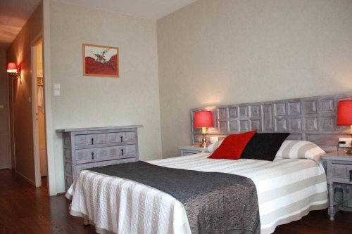 Idée Cadeau Grand Hôtel de la Reine Amélie Amélie-les-Bains-Palalda la chambre