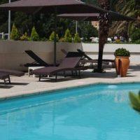 Idée Cadeau Grand Hôtel de la Reine Amélie Amélie-les-Bains-Palalda la piscine