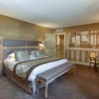 Idée Cadeau Hôtel Golf Château de Chailly Chambre Prestige 19