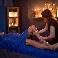 Idée Cadeau Hôtel Golf Château de Chailly Massage homme