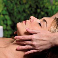 Idée Cadeau Hôtel Golf Château de Chailly massage vinesime