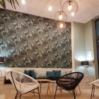 Idée Cadeau Hôtel Mare i Cel Canet-en-Roussillon espace salon