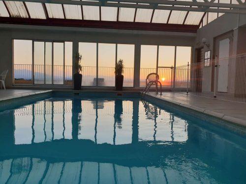 Idée Cadeau Hôtel Mare i Cel Canet-en-Roussillon la piscine