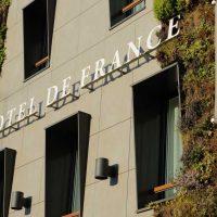 Idée Cadeau Hôtel de France et d'Europe Concarneau la façade